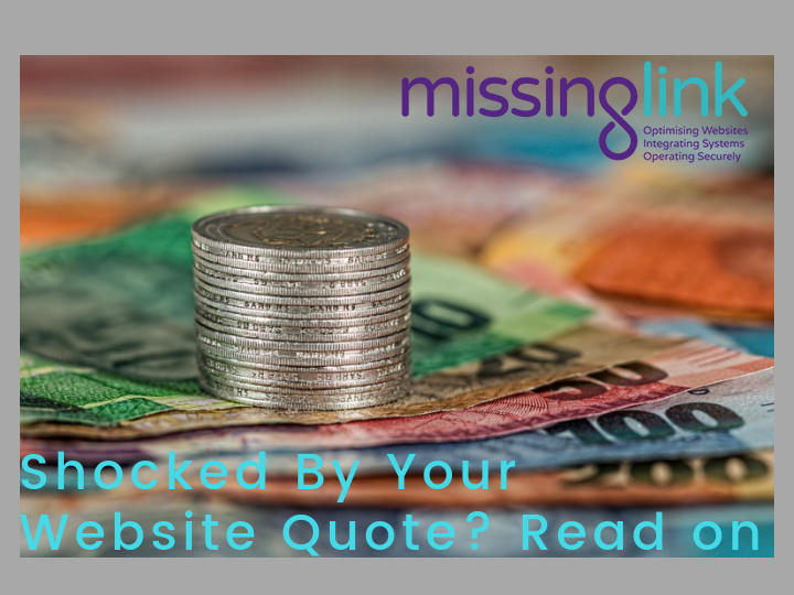 You've Been Quoted How Much For A Website?