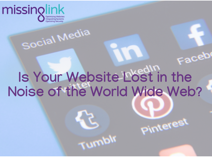 Is Your Website Lost In The World of The World Wide Web