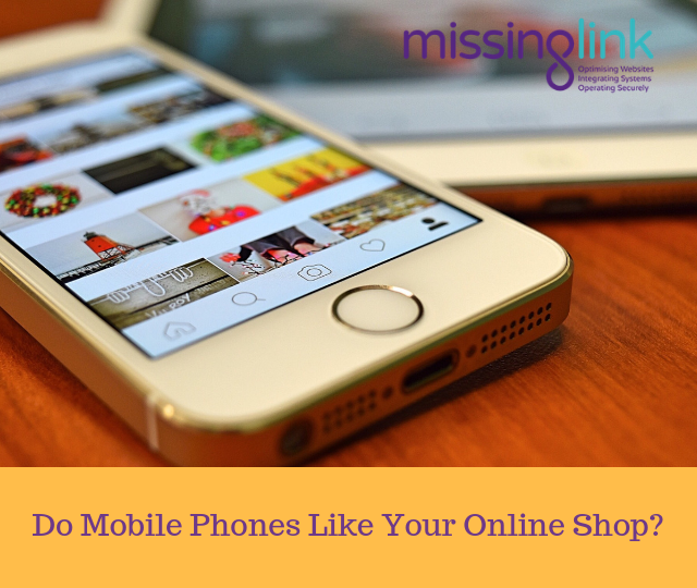 Autumn Checklist: Do Mobiles Love Your Online Shop?